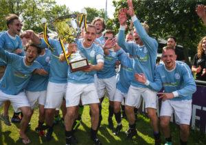 Schiedams kampioenschap 2020 bij Hermes DVS @ Sportpark Harga