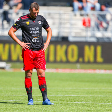 Excelsior Rotterdam in extremis onderuit