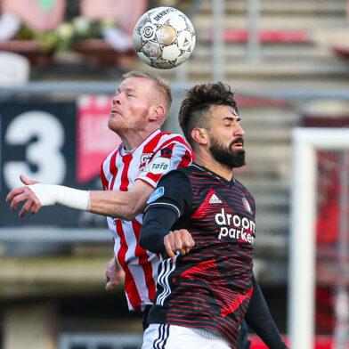Flinke NOW-steun voor Feyenoord en Sparta