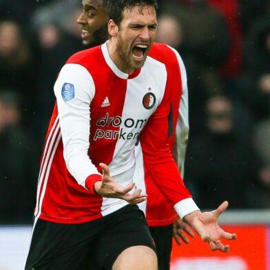 Eric Botteghin vertrekt bij Feyenoord: 'Voor mijn gevoel zit mijn tijd hier erop'