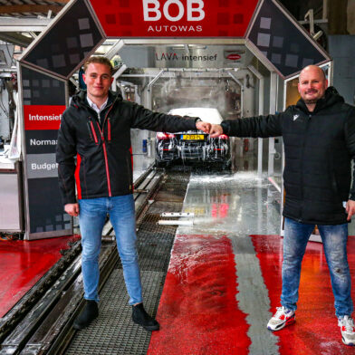 Waterwegsport.nl en BOB autowas slaan handen ineen !
