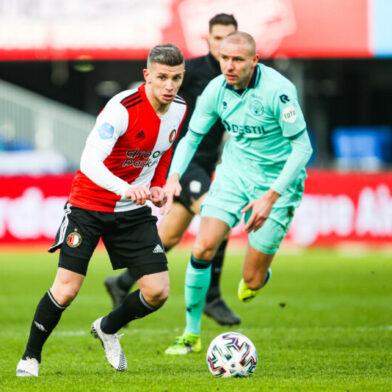 Van Beek: 'Je zult mij ook nooit horen zeggen dat ik kampioen ben geworden met Feyenoord'