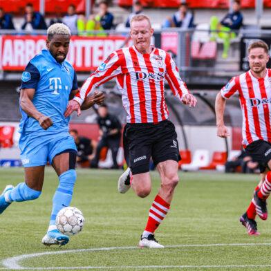 Conceptprogramma: Sparta Rotterdam trapt af bij FC Utrecht