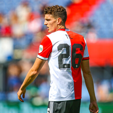 Guus Til schiet Feyenoord langs FC Drita