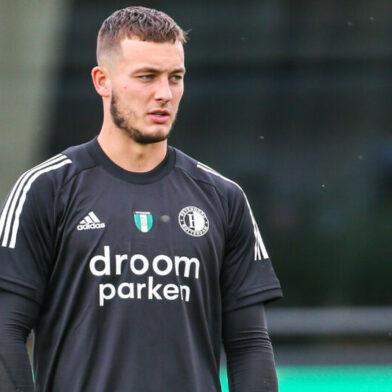 Feyenoord wil contract Justin Bijlow openbreken