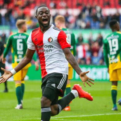 Feyenoord staakt onderhandelingen met Lutsharel Geertruida