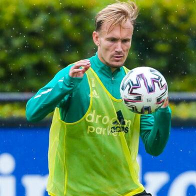 Feyenoord werkt mee aan vertrek Mark Diemers