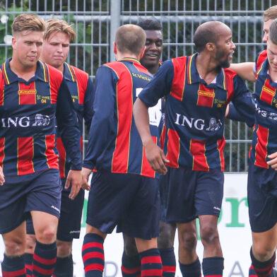 Victoria'04 verslaat Maense in eerste competitiewedstrijd