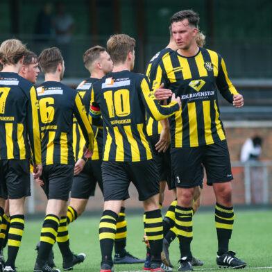 Fidus cup: VFC (za) wint stadsderby van Deltasport