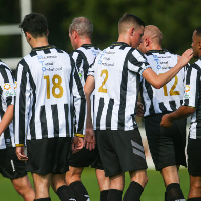 Fidus Cup: Excelsior'20 overtuigend langs HWD (zo)