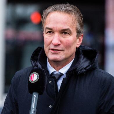 Mark Koevermans stapt op bij Feyenoord