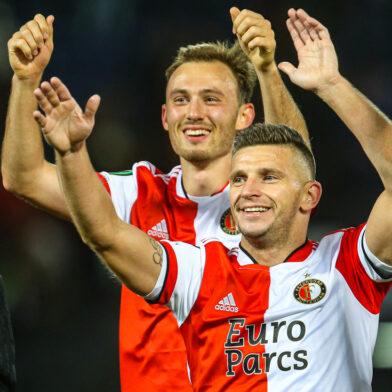 Feyenoord vecht zich naar overwinning op Cambuur