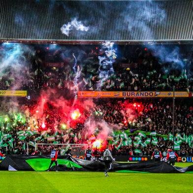 Feyenoord schrijft rode cijfers na zeer uitzonderlijk jaar